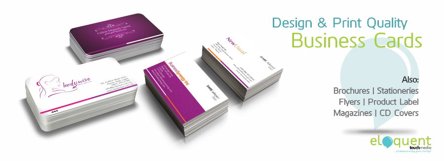 Complimentary card design and print lagos