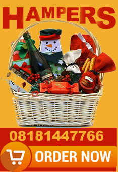 Online Hampers Shop in Nigeria