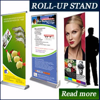 roll-up banner stands and costs in nigeria