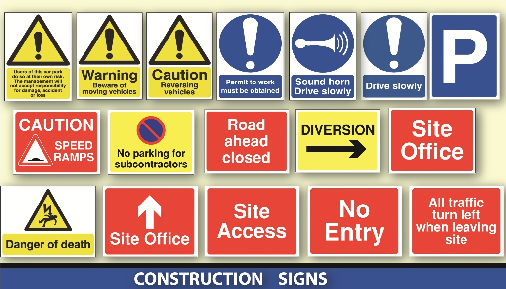 safety signs company in Nigeria