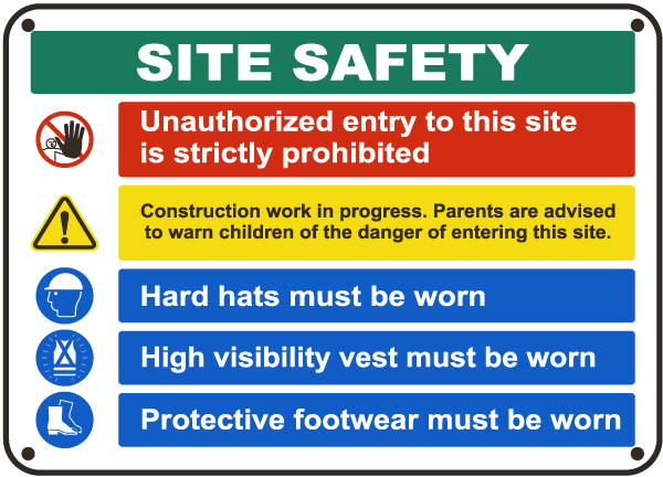 Eloquent Touch Media Safety Signs Company In Lagos