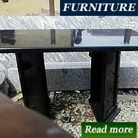 marble table and bench company in Nigeria