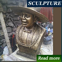 marble sculpture makers in Lagos