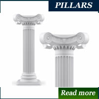 marble and granite pillar makers costs in nigeria