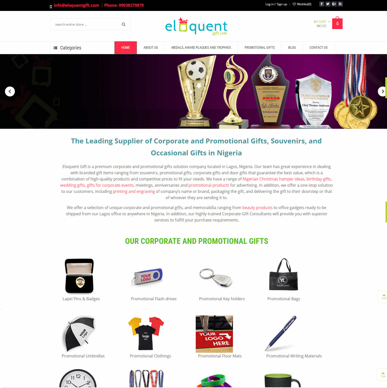 top website designers in Lagos