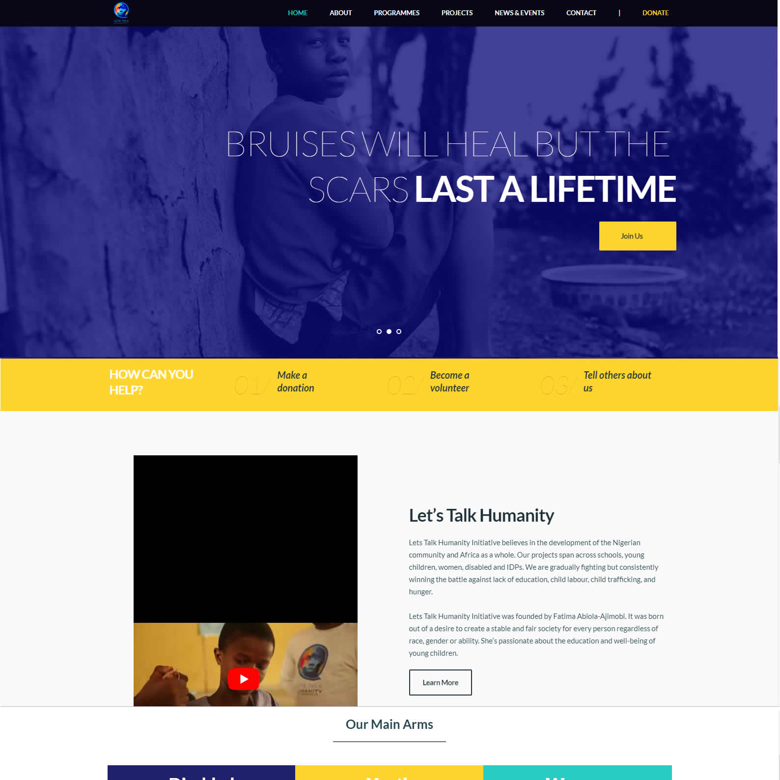 web design company in Nigeria