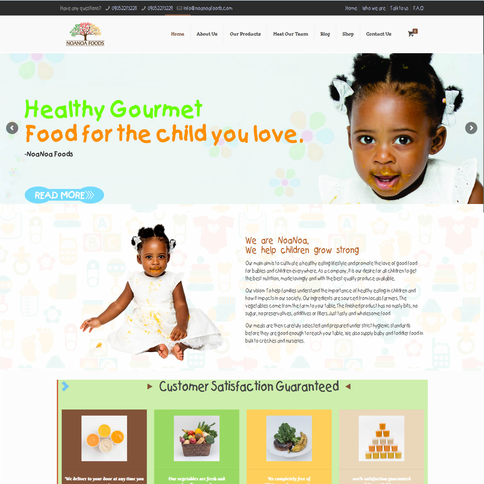 website designer in Lagos nigeria